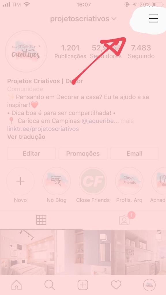 Instagram Empresarial: Como Fazer 1