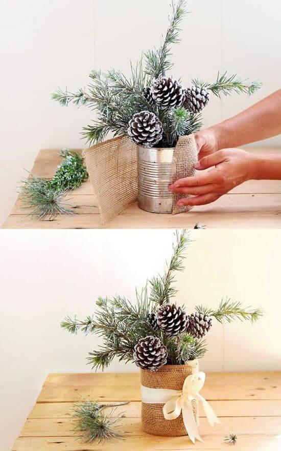 Decoração de Natal: Ideias Simples e Criativas 2