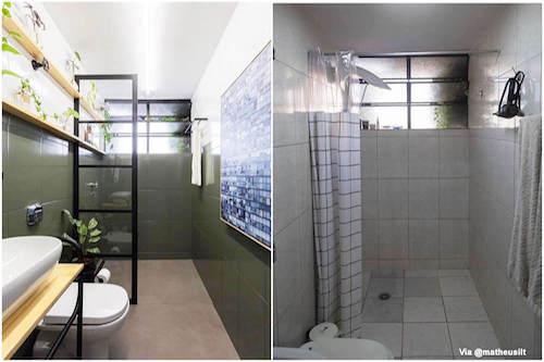 Banheiro Reformado Matheus Ilt