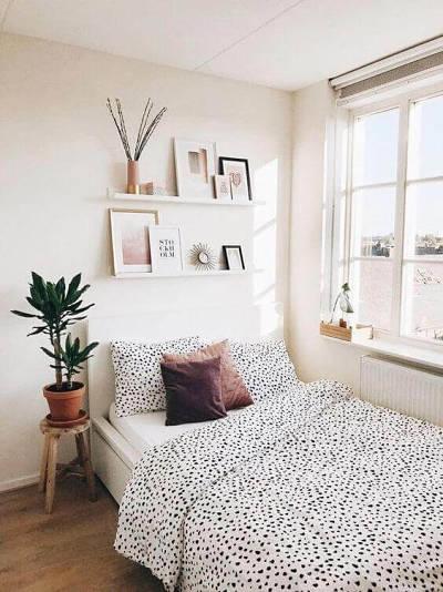 Decoração de quarto de casal simples
