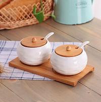 açucareiro porcelana para cantinho do café