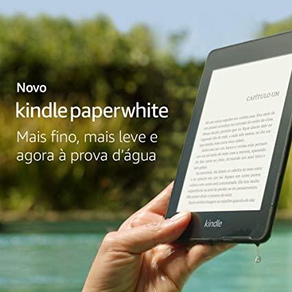 Kindle Paperwhite Amazon - sugestão de presente