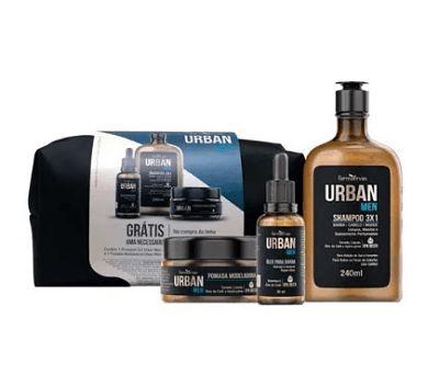 Kit Urban para barba
