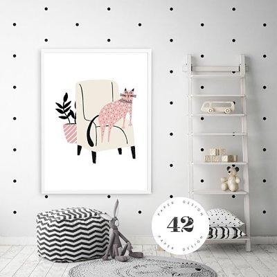 Como fazer carimbo para decorar parede: + 40 inspirações de projetos