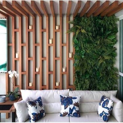 Jardim vertical em apartamento
