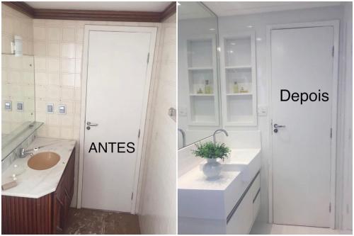 Reforma de Banheiro Pequeno