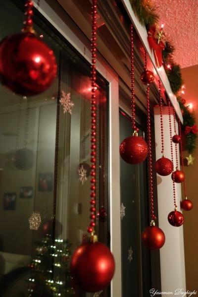 ideias de decoração de natal simples