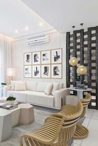 design de interiores estilo contemporâneo