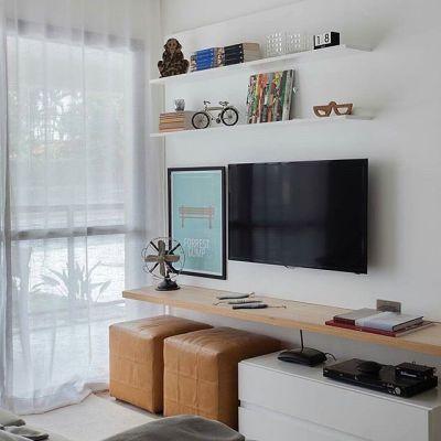 Como Decorar Uma Sala Pequena e Simples: 7 Dicas