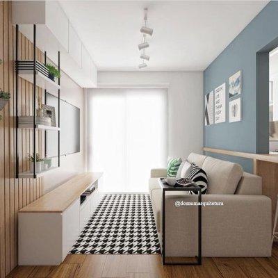Como decorar uma Sala pequena