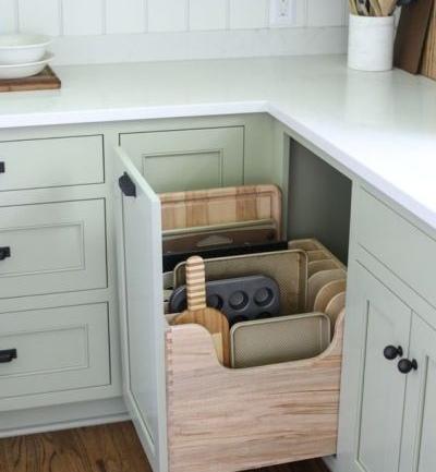 Armário planejada na cozinha