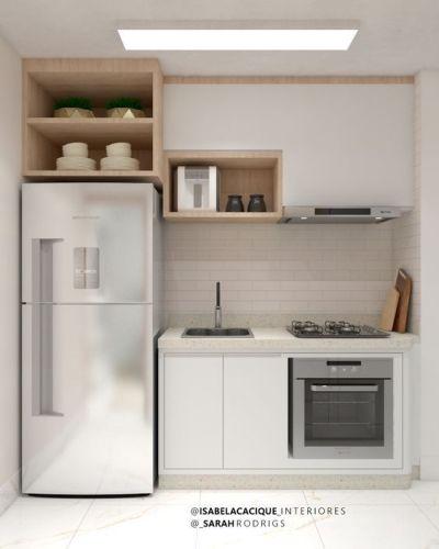 Cozinha Planejada Simples: 25+ Modelos e Como Economizar
