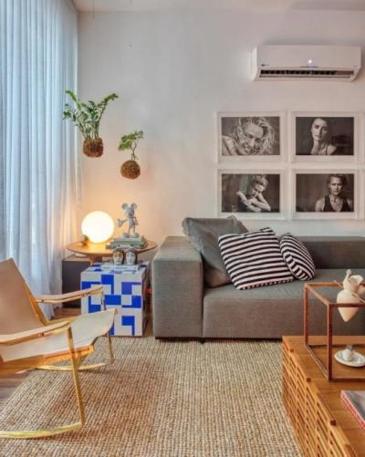 Como utilizar tapetes em casa: + de 15 inspirações