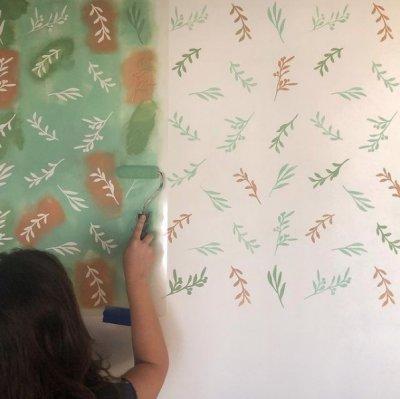 Paredes Decoradas: 11 ideias renovar a parede sem usar quadros