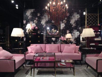 Decorar Sala Com Sofá Rosa? + de 20 inspirações