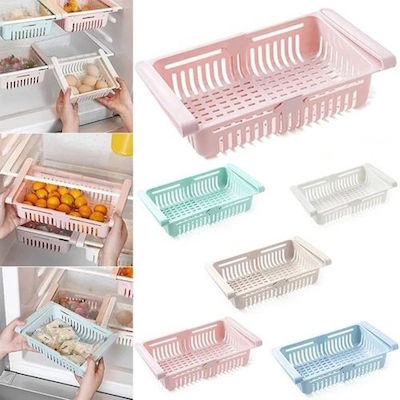 Organizador multiuso de geladeira gavetas