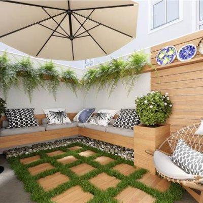 Decoração de quintal: 5 dicas para transformar o quintal de casa