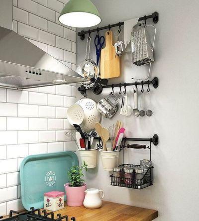 Dicas de como organizar cozinha: kit organizador