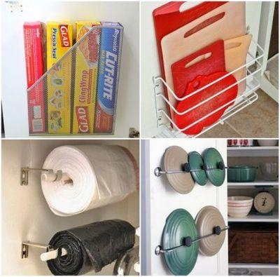 dicas de como organizar cozinha