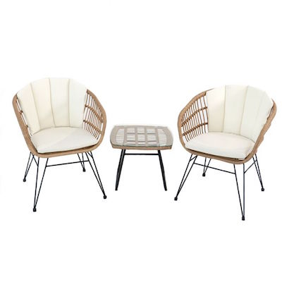 Comprar móveis para varanda: Conjunto de mesa e cadeiras para varanda