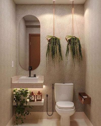 Banheiro pequeno: Dicas para renovar e decorar em grande estilo
