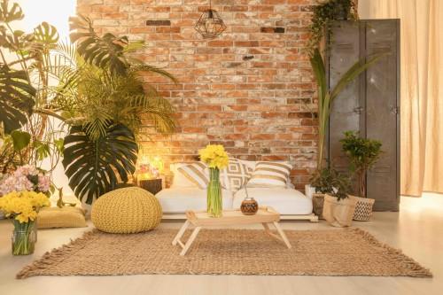 decoração de espaço bem em casa