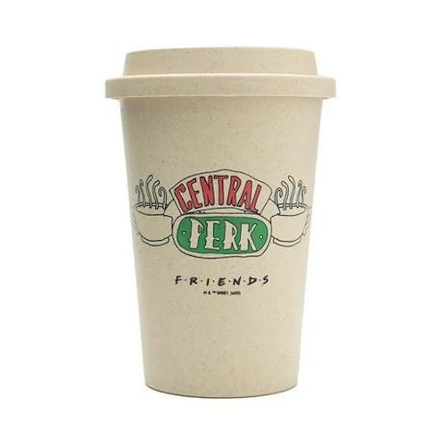 Copo de café Central perk seriado Friends