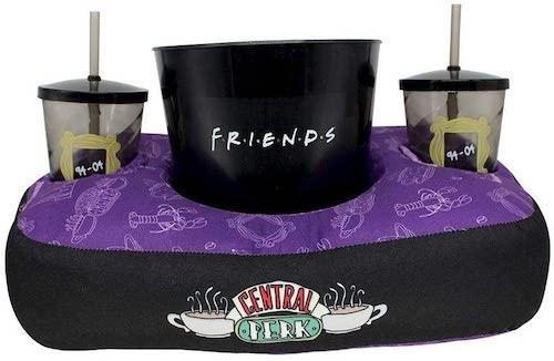 Kit almofada porta copo Friends