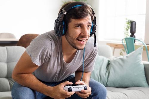Pai gamer - Presente dia dos pais