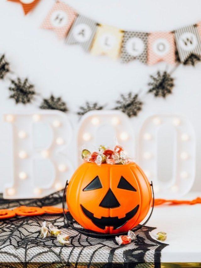 Halloween: dicas para curtir em casa